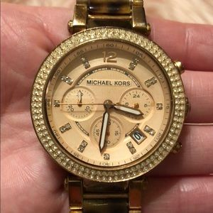 Michael Kors watch!